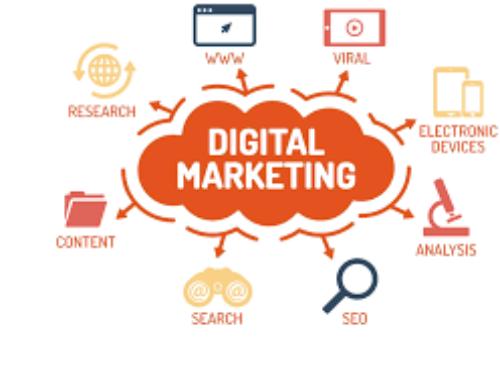 Digital Marketing Training center junagadh