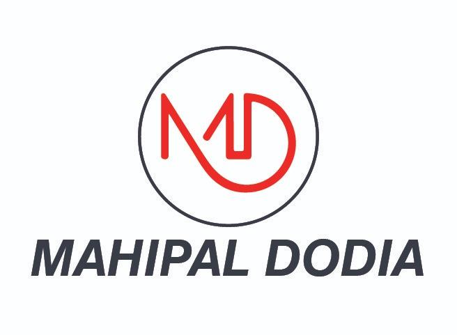 Mahipal Dodia Logo