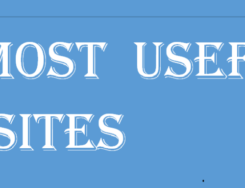 Most Useful Websites List