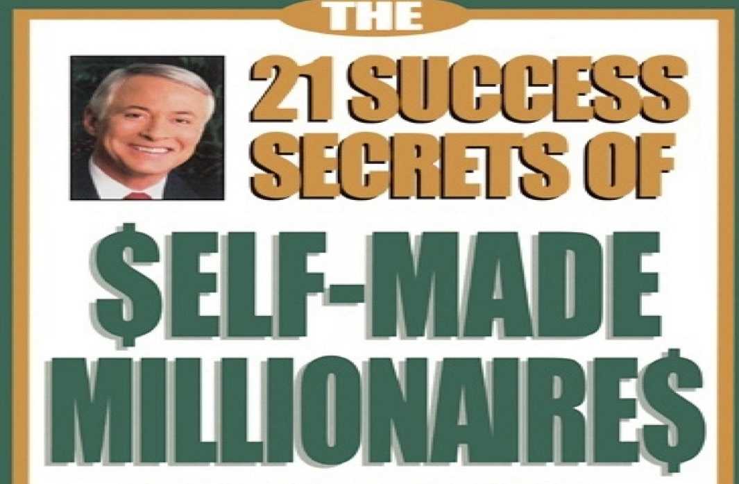 Summary of Secret of Self Made Millionaires by Brain Tracy